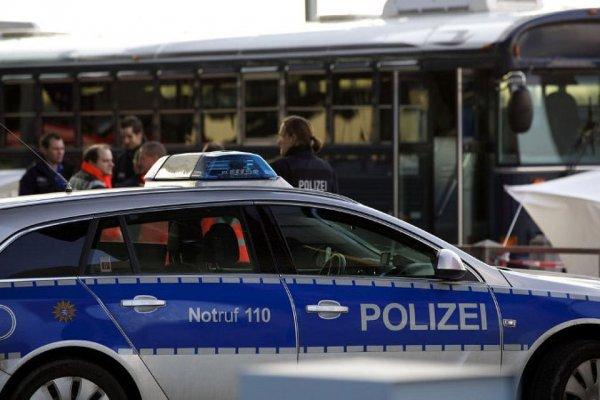 В перестрелке в Берлине один человек погиб и трое ранены