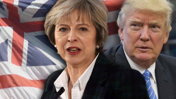 Мэй обратилась к Трампу с просьбой не спекулировать на теракте в Лондонском метро