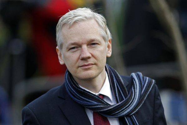 Трампу предложили помиловать основателя WikiLeaks