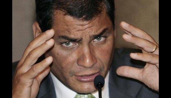Экс-президент Эквадора отрицает установку камеры в кабинете действующего главы страны