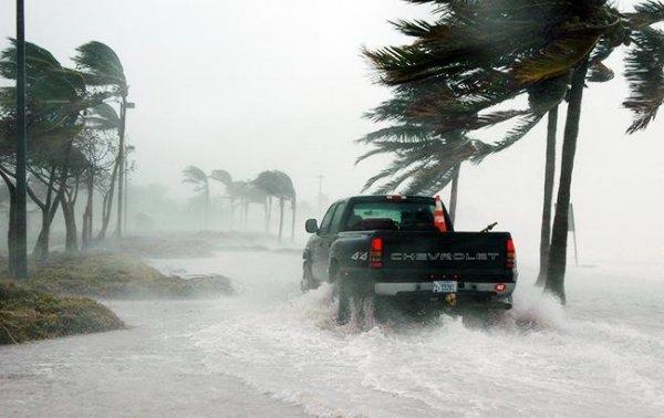 Неподалёку от берегов Южной Америки сформировался новый тропический шторм «Мария»
