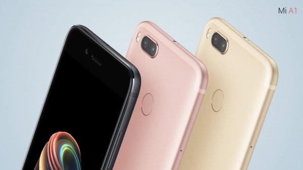 Эксперты сравнили быстродействие Xiaomi Mi A1 и MI5X