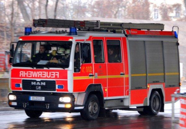 В Германии пожарные три часа вызволяли пенис мужчины из отверстия блина для штанги