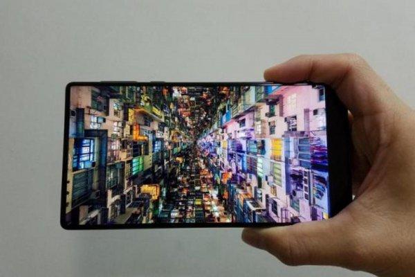 Бенчмарк рассекретил характеристики смартфона Xiaomi Chiron