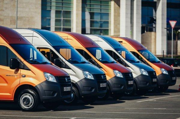 Продажи машин LCV в России в августе выросли на 21,5%