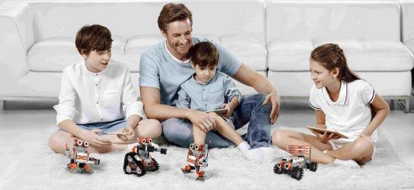 Конструктор ASTROBOT – новинка от «UBTECH Robotics» для любителей STEM-предметов