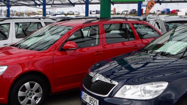В Пермском крае на 27% выросли продажи легковых автомобилей