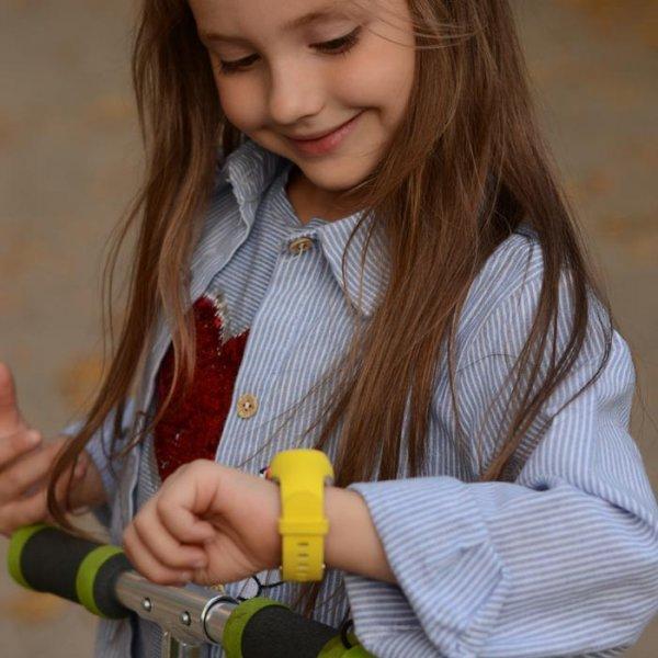 Не потерять своего ребенка помогут родителям умные детские часы-трекер от LEXAND