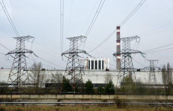В Чернобыле не хватает места для сбережения радиоактивных отходов