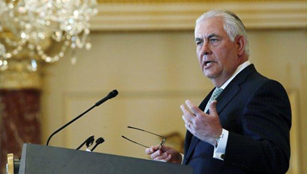Тиллерсон: Россия пренебрегла условиями договора о РСМД