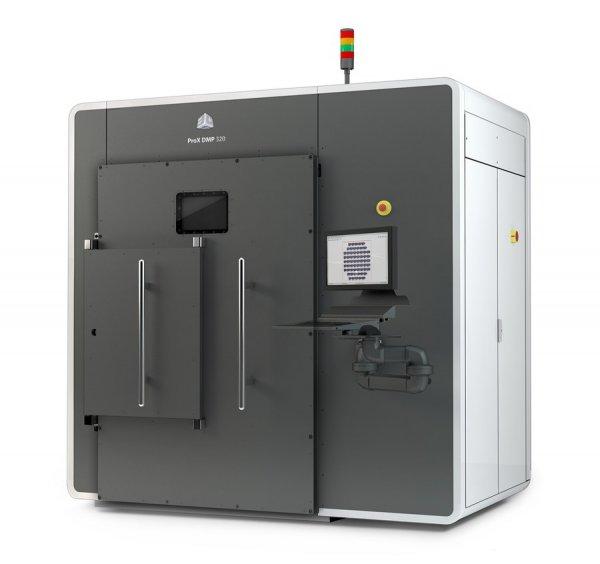 3D Systems представила на выставке EMO Hannover 2017 решения для аддитивного производства