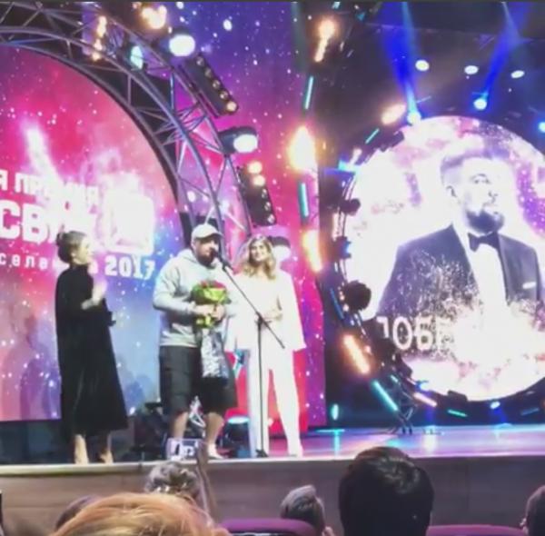 Баста посвятил победу на музыкальной премии родному Ростову
