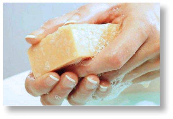 Ученые: Хозяйственное мыло способствует избавлению от насморка и морщин