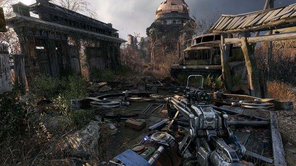 Шутер «Metro: Exodus» выйдет в декабре 2018 года - Amazon