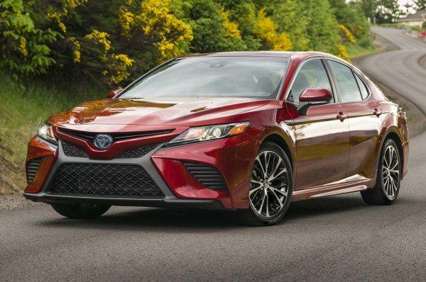 Названа дата старта продаж Toyota Camry нового поколения