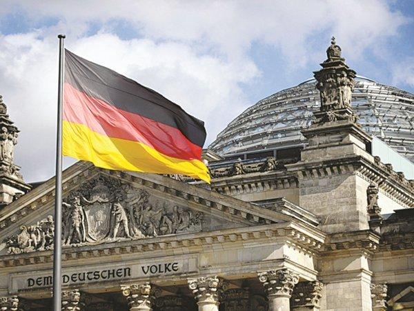 Экзит-полы: В лидеры на выборах в бундестаге вышел союз ХДС/ХСС