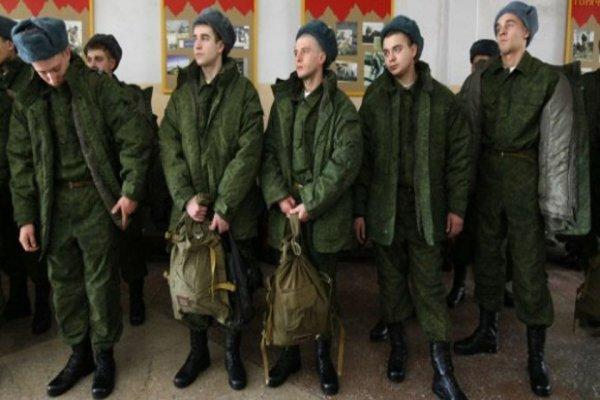 Осенью Санкт-Петербург отправит на срочную службу российскую армию 2 700 призывников