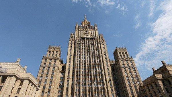 МИД России: Москва примет ответные меры на ограничения США по полетам в небе