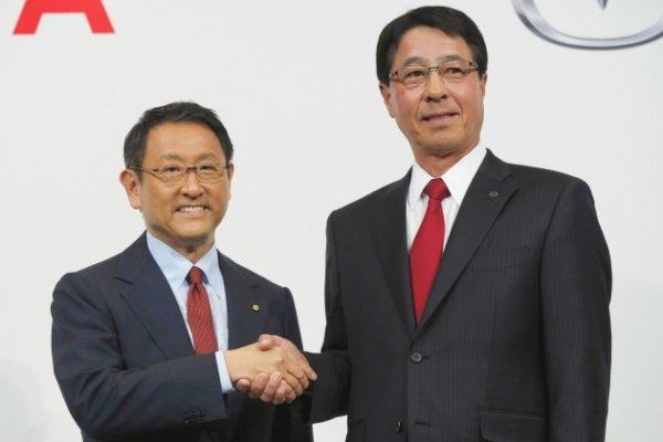 Toyota, Mazda и Denso начнут совместно разрабатывать электрокары