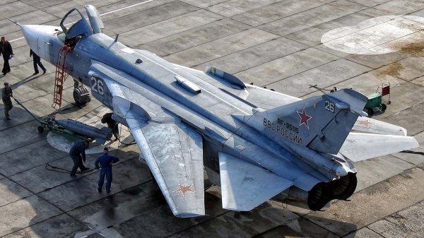 Российские ВКС сорвали операцию террористов «Джебхат-ан-Нусры»* в Идлибе