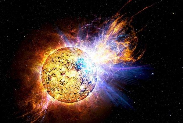 Земля 28-29 сентября будет находиться под воздействием сильной магнитной бури: Стоит быть предельно острожными