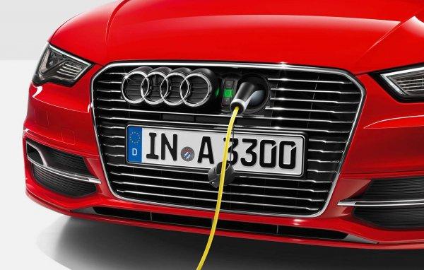 Количество электрокаров Audi увеличится в 4 раза