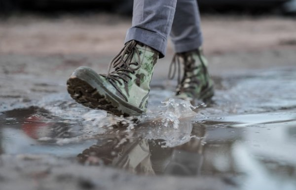 На чемпионате РФ по страйкболу протестировали тактическую обувь Dixer