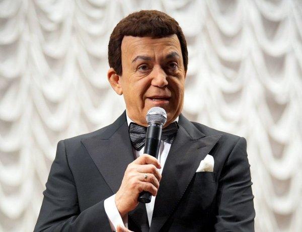 Иосиф Кобзон выступил с проникновенной речью в Донецке