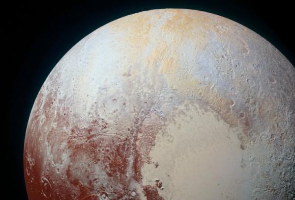 NASA хочет отправить на Плутон прыгающий зонд
