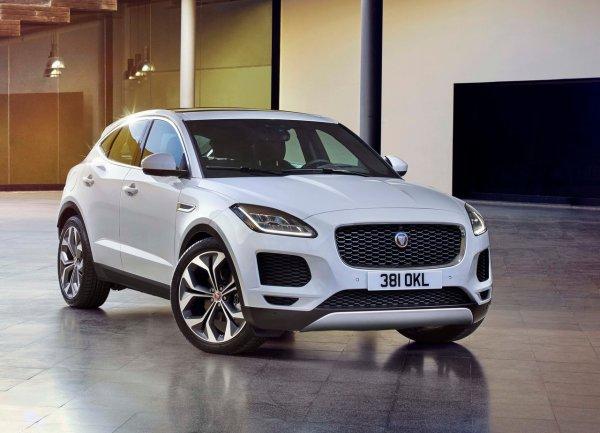 Jaguar Land Rover нарастил продажи в России на 5% с начала года