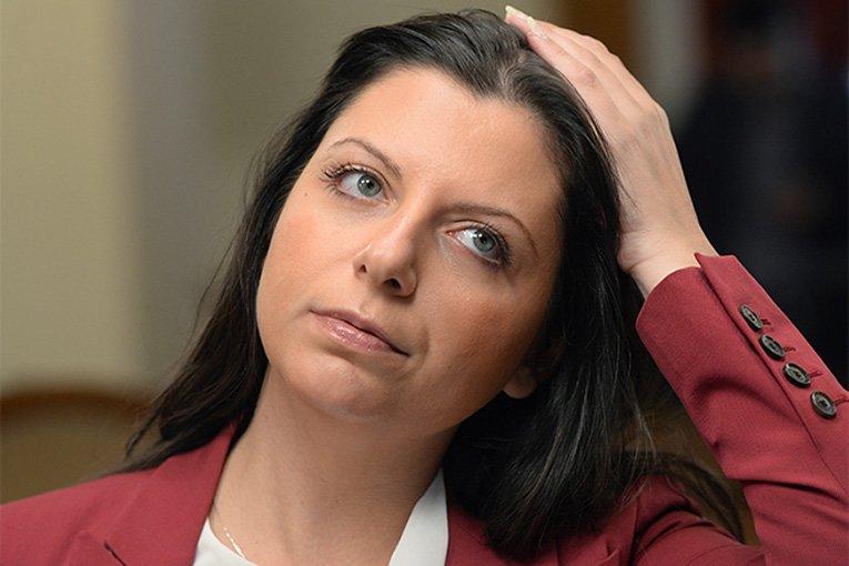 Симоньян сообщила о вероятном уходеRT изсоедененных штатов из-за давления американских властей