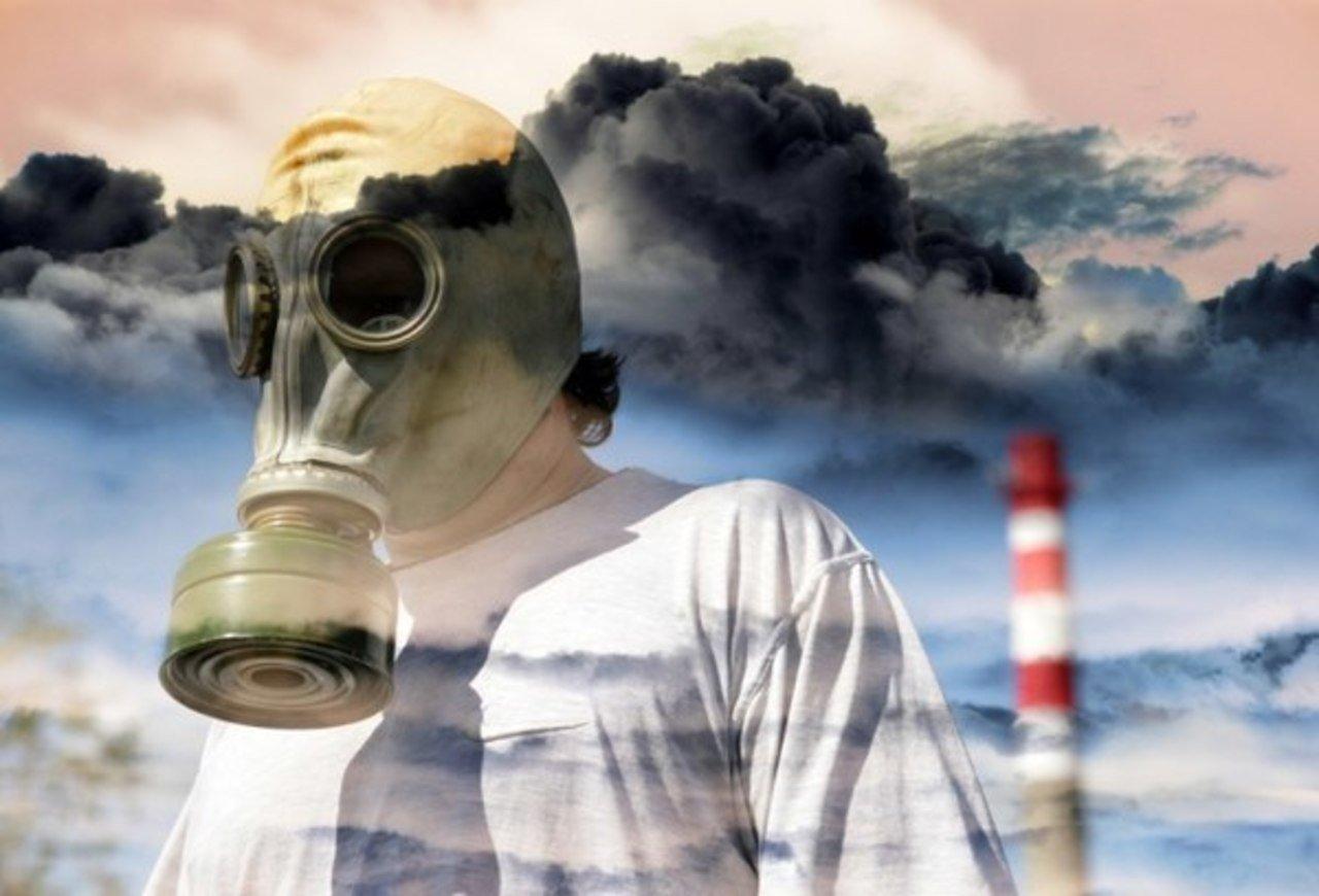 ВСПЧ сообщили означительной опасности загрязнения воздуха вмосковском регионе