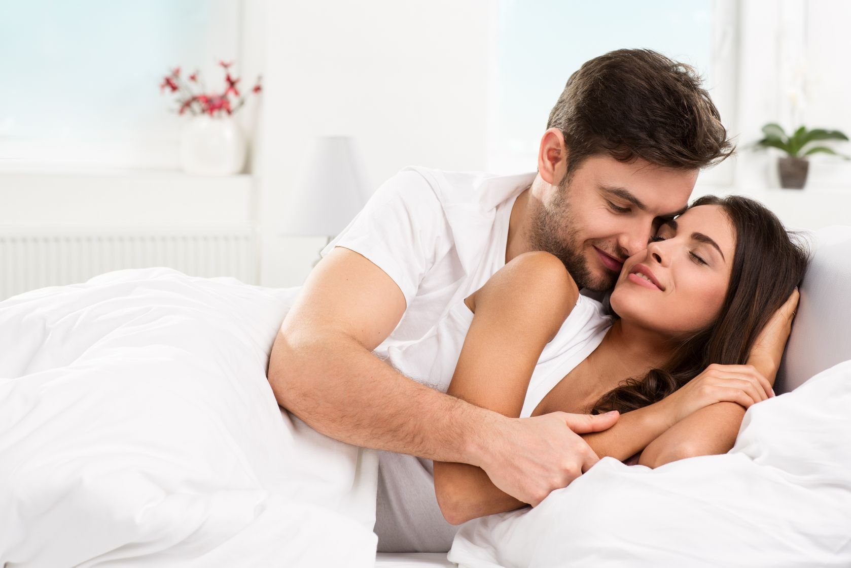 Ученые поведали, как частый секс влияет наздоровье мужчин иженщин