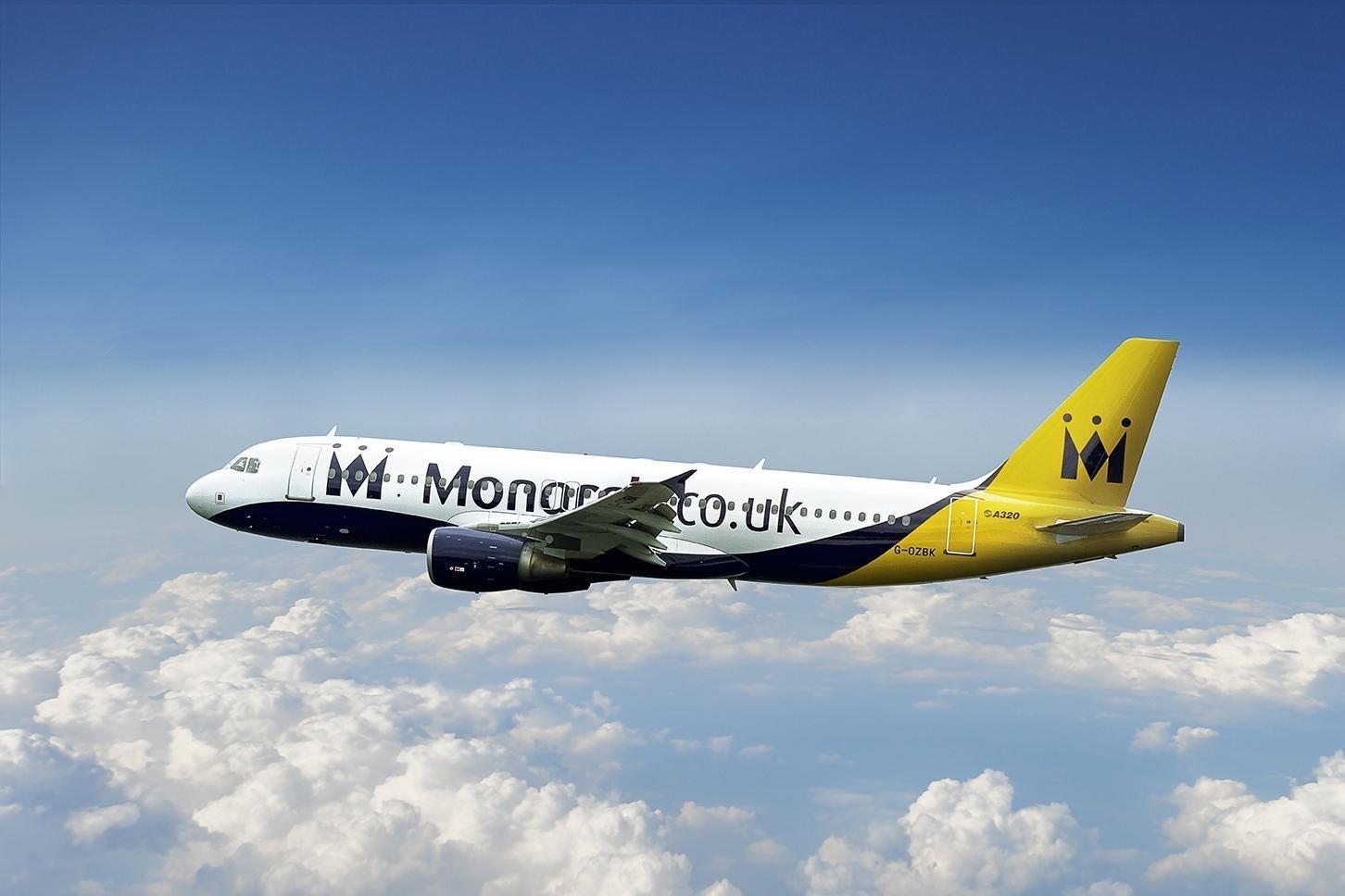 Неменее  100 тыс.  британцев немогут вернуться домой после краха Monarch Airlines