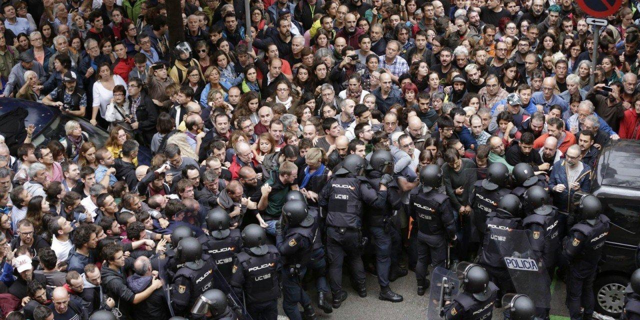 Европарламент проведет дебаты поповоду референдума вКаталонии 02октября 2017 23:07