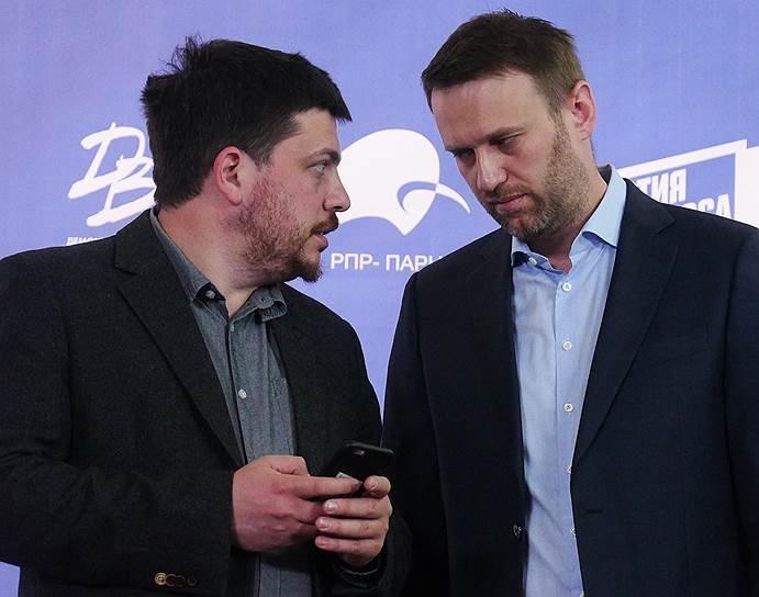 Навальный может остаться не у дел. Штаты делают ставку на Волкова