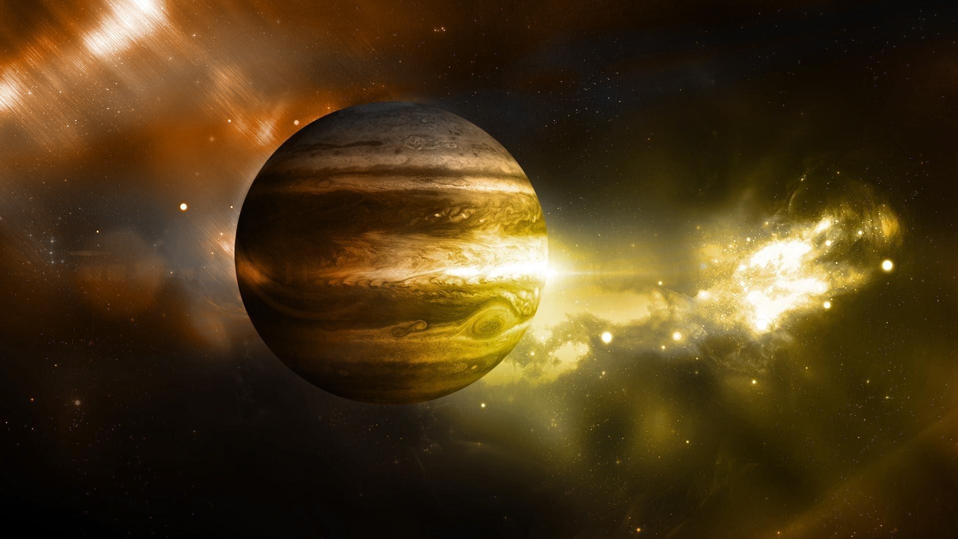 Ошибка ученых: Юпитер неявляется газовым гигантом