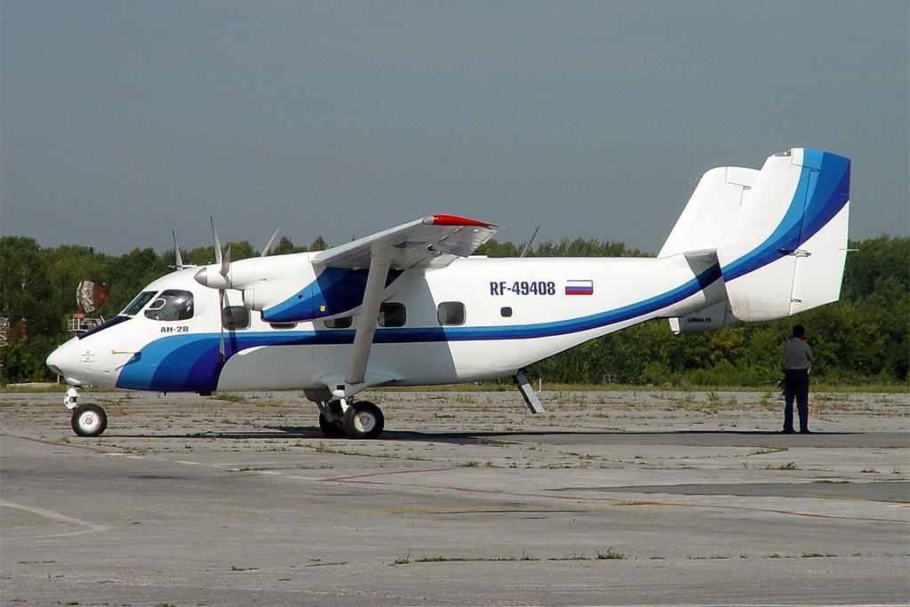 Самолёт Ан-28 пропал с дисплеев радаров близ Алма-Аты