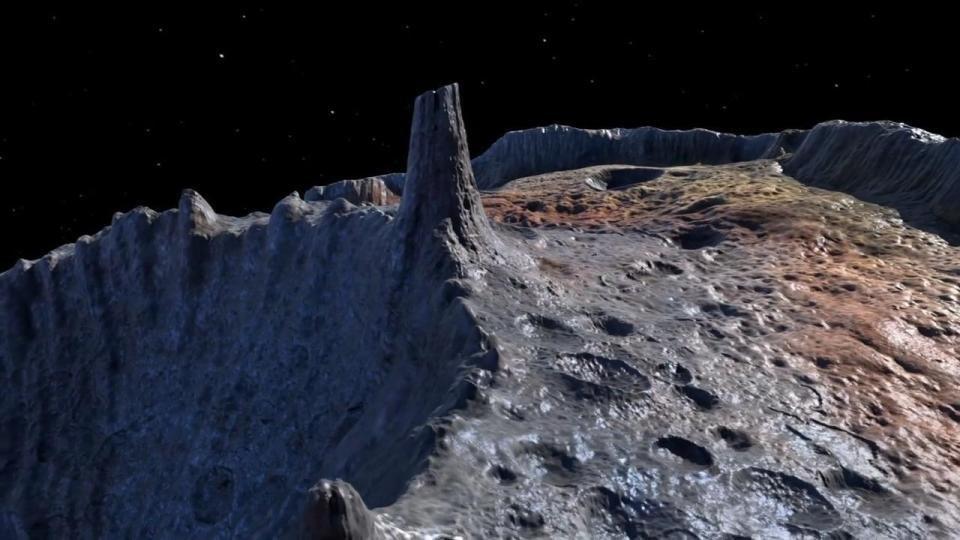 NASA доберется дотаинственного астероида