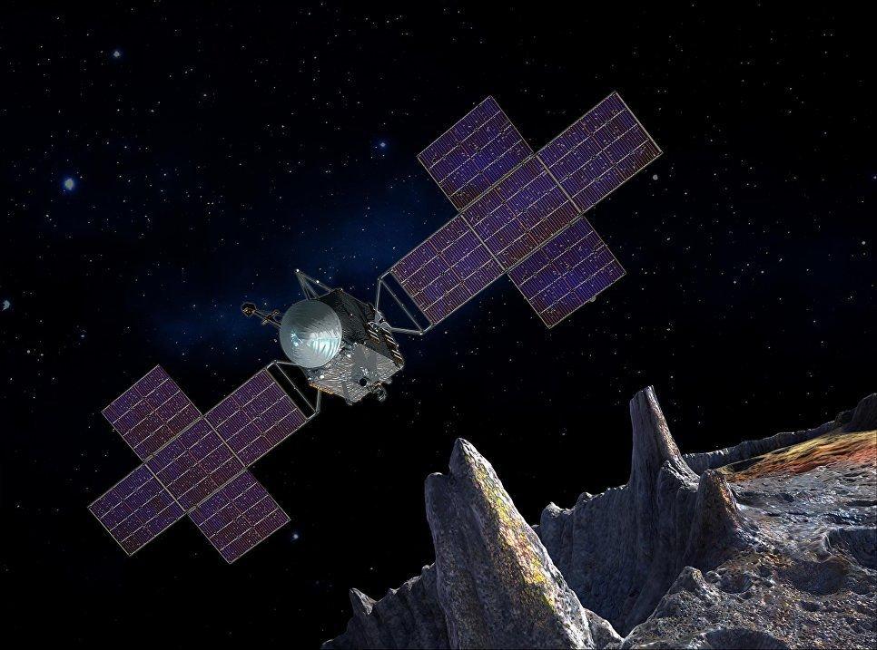NASA попробует добраться до таинственного астероида Ученые близки к разгадке тайны возникновения Земли