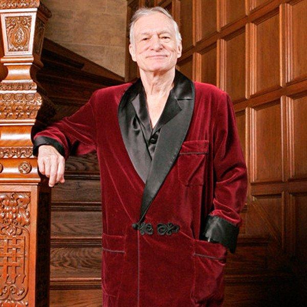 Названа причина смерти основоположника Playboy Хью Хефнера