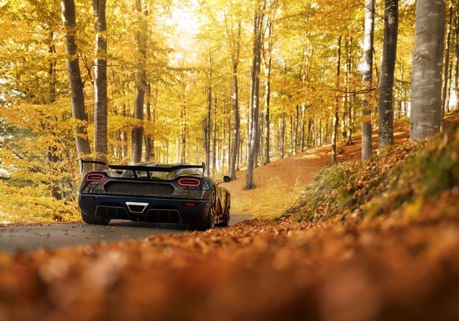 Koenigsegg хочет превзойти достижение Бугатти поразгону до400 км/ч