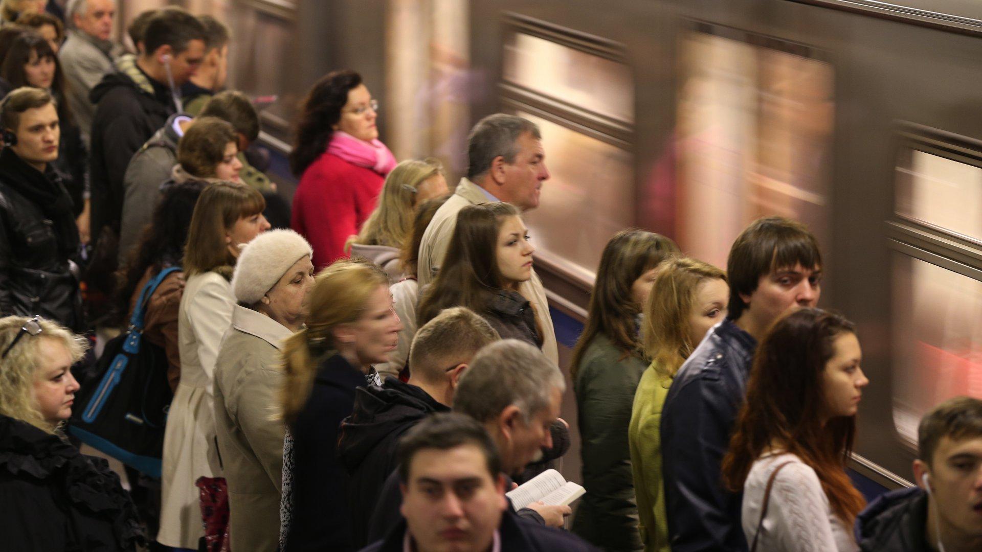 Движение наСокольнической линии метро восстановлено