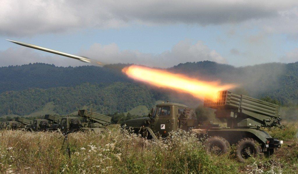 Артиллеристов подняли потревоге вЮжном военном округе