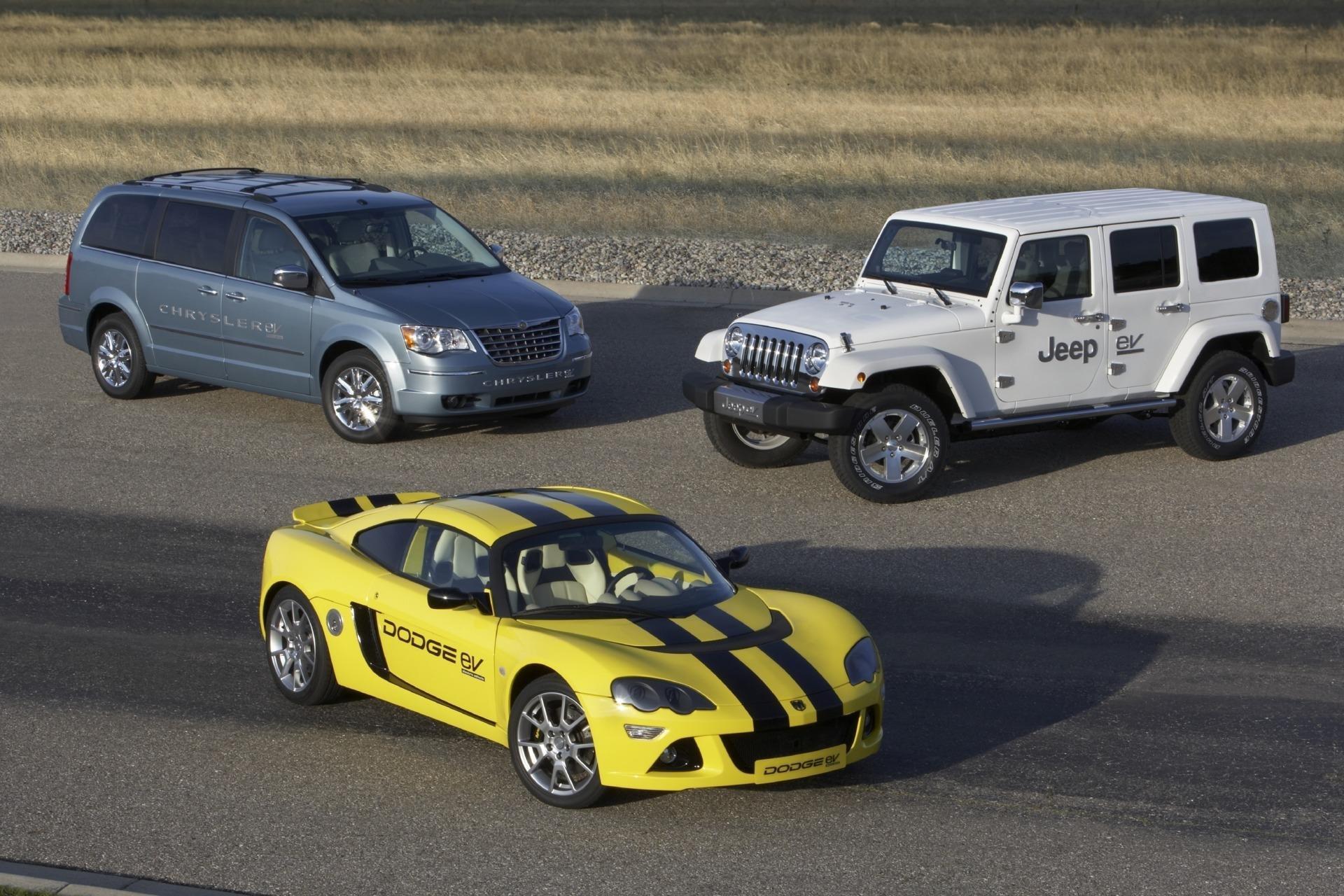 Jeep, Dodge иChrysler отзывают неменее 3 тыс. машин в РФ