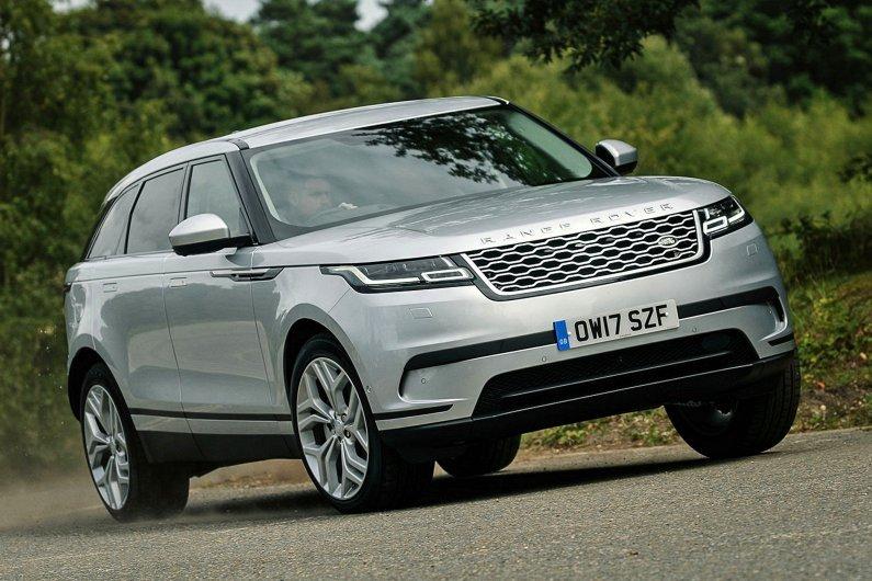 Новый кроссовер Range Rover Velar уже доступен в России