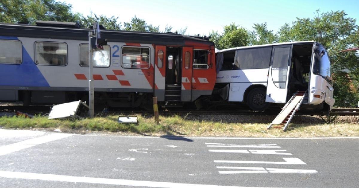 ВДТП споездом иавтобусом под Владимиром погибли 17 человек— СКР