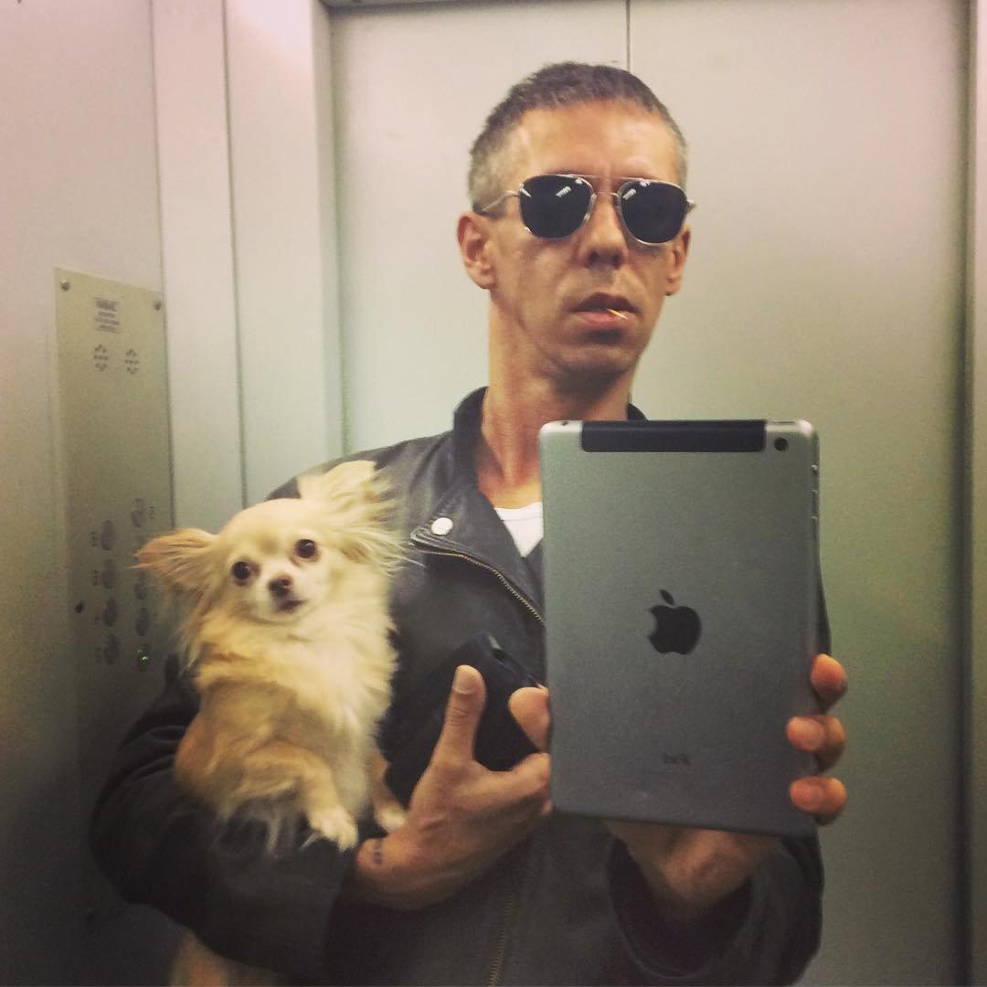 Алексея Панина сделают лицом отеля для собак