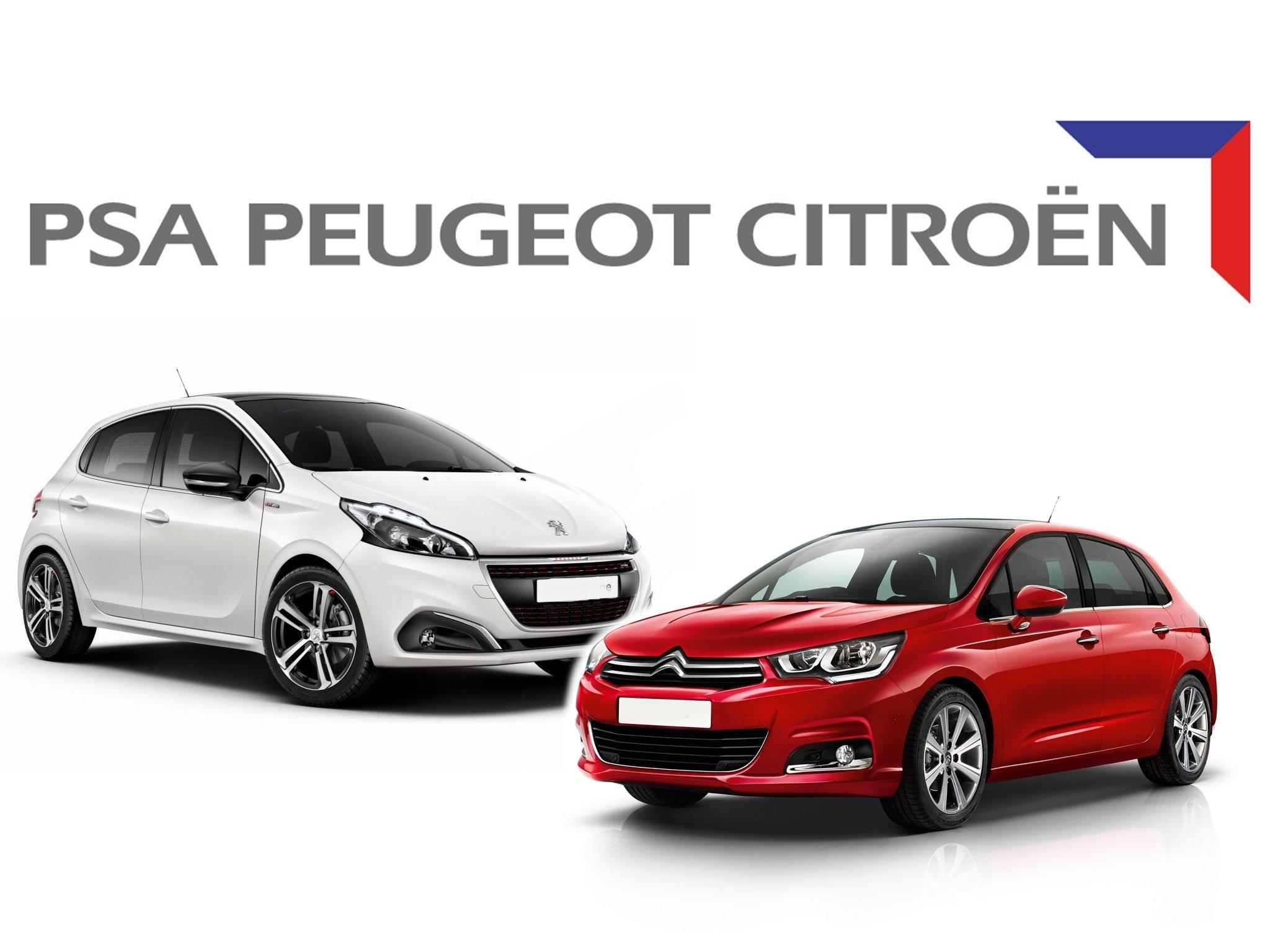 В Российской Федерации отзывают автомобили Ситроен С4 Picasso и Пежо 3008
