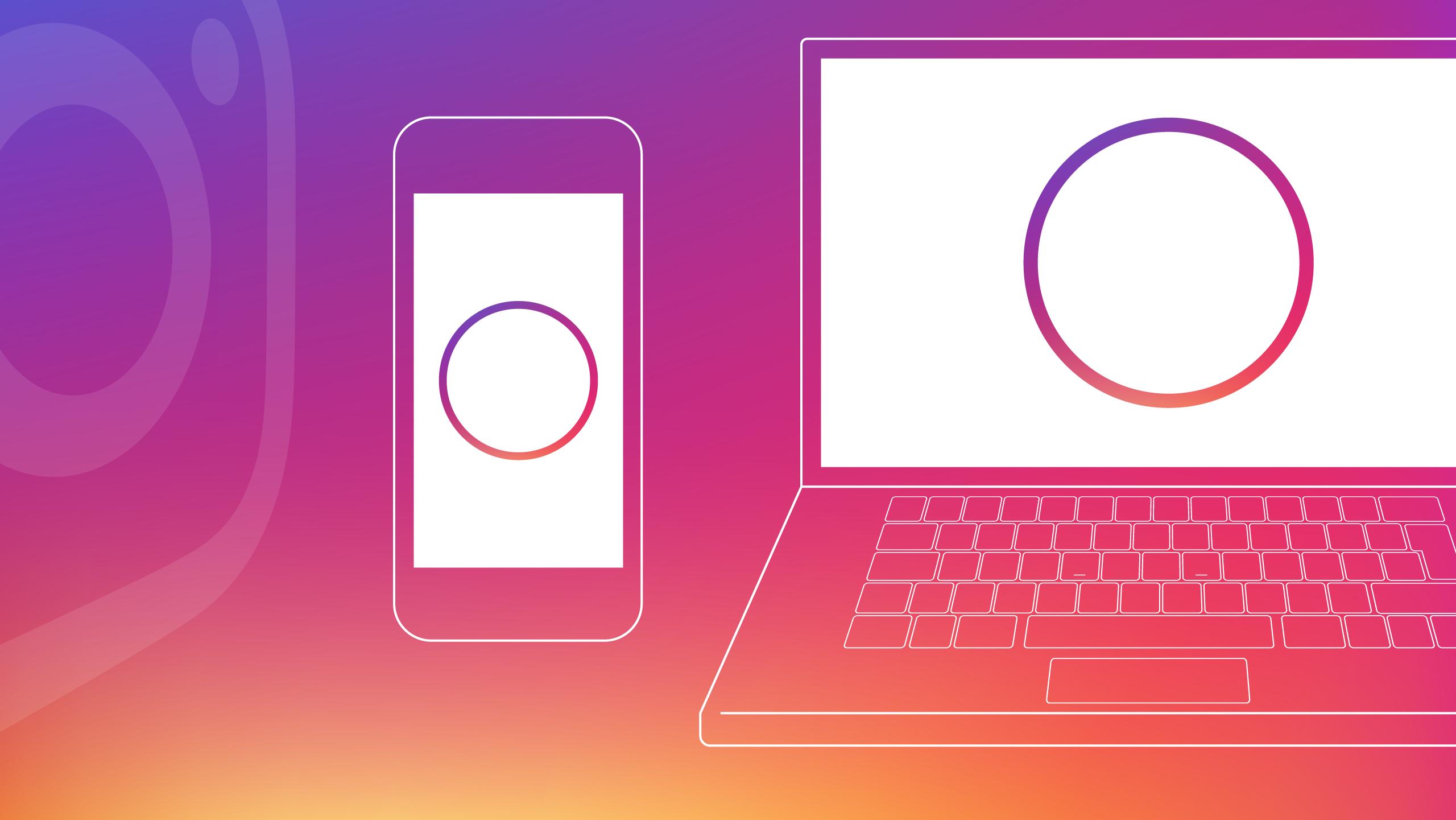 Юзеры социальная сеть Instagram смогут посылать «истории» в фейсбук